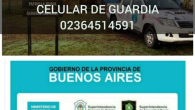 Photo of Campaña de Prevencion de Delitos Rurales en el Distrito de General Arenales